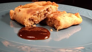 Old Fashioned Fried Meat Pies