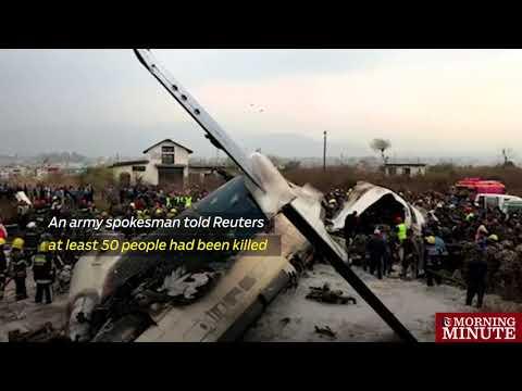 50 killed in Nepal plane crash