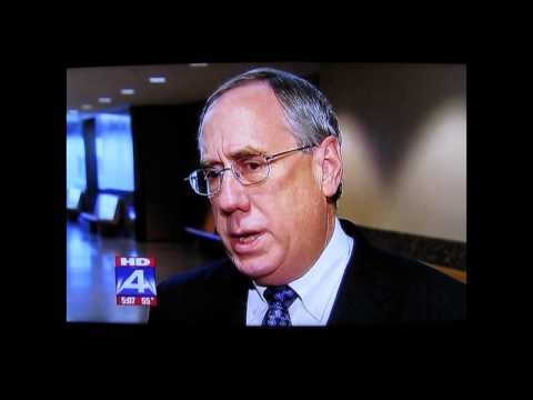 Dallas Attorney Richard Franklin Interviewed on Fox 4 News