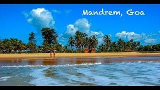 Мандрем бич, Гоа. Полный обзор для путешественников. Mandrem beach, Goa. Full review for travelers.