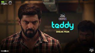 Teddy Trailer