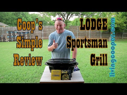 Coop's Simple Review – Lodge Sportsman's Grill