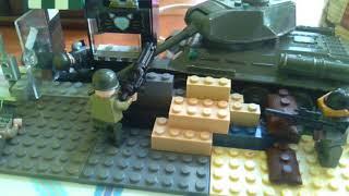 2 мировая война лего