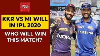 KKR Vs MI: Who Will Win? Sunil Gavaskar & Harbhajan Singh Exclusive | IPL 2020 | India Today - Download this Video in MP3, M4A, WEBM, MP4, 3GP