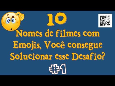 DESAFIO DESCUBRA O FILME COM EMOJIS #1