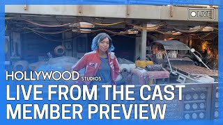 LIVE From Disney's Hollywood Studios - Cast Preview