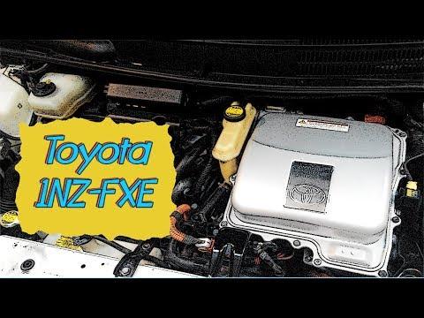 Фото к видео: Двигатель Toyota Prius 1.5 (1NZ-FXE) - Есть Ли Жизнь После 200 тыс.км?