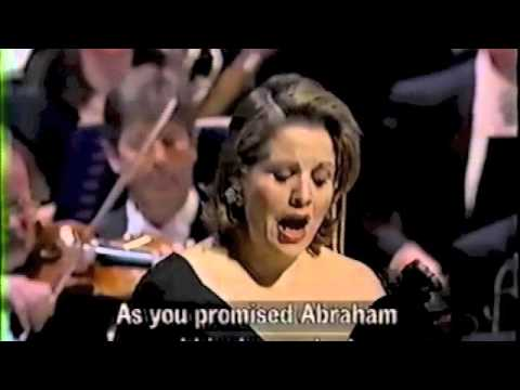 Jorge Pita Carreras singing with Renee Fleming, Rene Pape, Violetta Urmano the Verdi Requiem with Maestro Antonio Pappano.