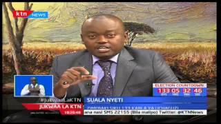 Jukwaa la KTN: Suala Nyeti - IEBC inajiandaa kwa Uchaguzi Mkuu wa 2017