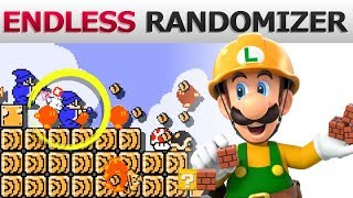 The Moon KILLS Toad? | Super Mario Maker 2 - Thủ thuật máy