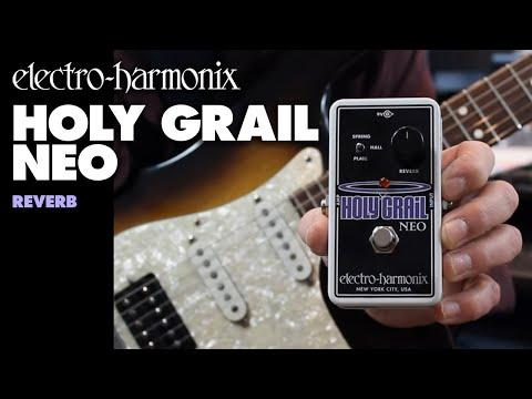 ELECTRO HARMONIX Holy Grail Neo Kytarový efekt