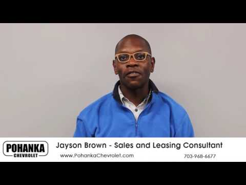 Sales Consultant Jayson Brown