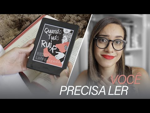 QUANDO TUDO RUIR, de Lola Salgado ?// Barbara Sá