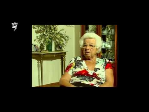 Esther Senot, rescapée de la Shoah, décrit le départ d'Auschwitz et la marche de la mort