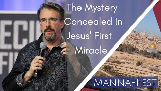 The Mystery Concealed In Jesus' First Miracle | Episode 831
