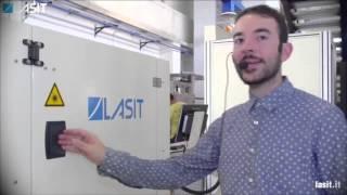 Sistem rotativ de marcare / gravare cu laser - Lasit RotoMark