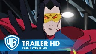 Reign of the Supermen Film Trailer