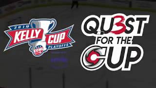 CYCLONES TV: CYCLONES TV: 2019 Divisional Semis Game 6 Highlights vs Kalamazoo