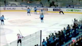 Лучшие голы первого раунда плей-офф 2015 / Gagarin Cup R1 Top 10 Goals