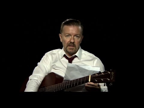 Learn Guitar with David Brent: Spaceman Came Down