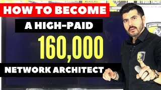HOW TO become a Network Architect in 2020   A $160,000 job 😱 step-by-step BLUEPRINT (PURE CONTENT)