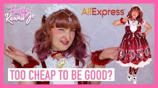 Why Would You Buy LOLITA FASHION On AliExpress???