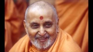 Pramukhswami Aavjo Re (Divine Kirtan in loving memory of my guru Pramukh Swami Maharaj)