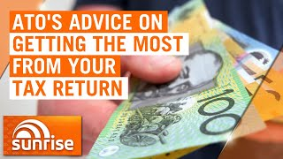 Tax Time 2020: Australian Tax Office reveals how to get the most from your return | 7NEWS