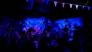 Aborted - Nailed Through Her Cunt (live at Le Ramier) - 08/08/2011