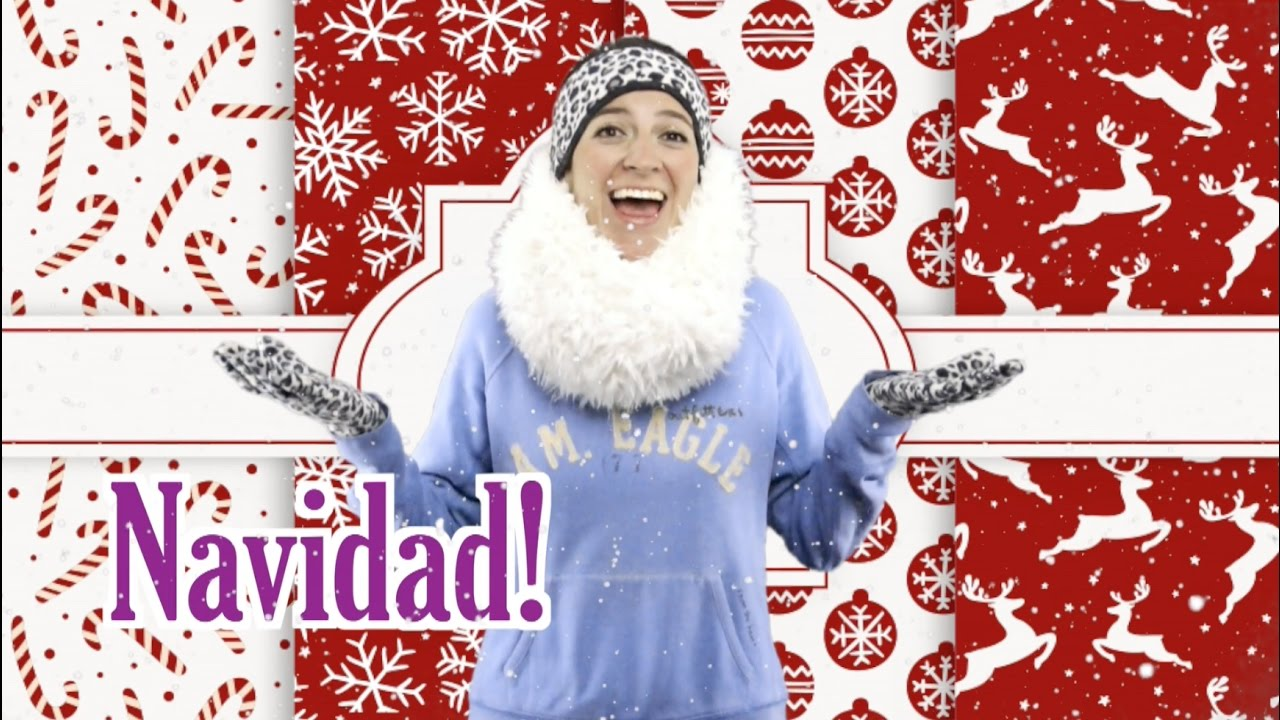 Navidad! Devocionales cristianos para niños. Miss Nat. Amy & Andy