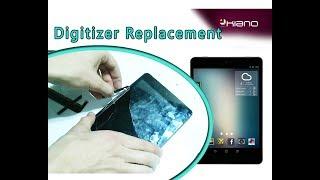 Tablet KIANO Slim Tab 8 Digiitzer Glass Only Replacement / Wymiana digitizera | Selekt
