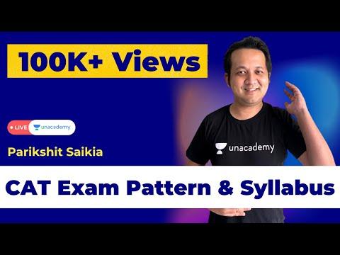 CAT 2021   Exam Pattern, Syllabus, Eligibility Criteria, Important ...