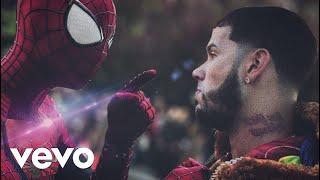 FAMILIA - Anuel aa , Nicki Minaj , Bantu (Letra-Lyrics) (Spider-Man)