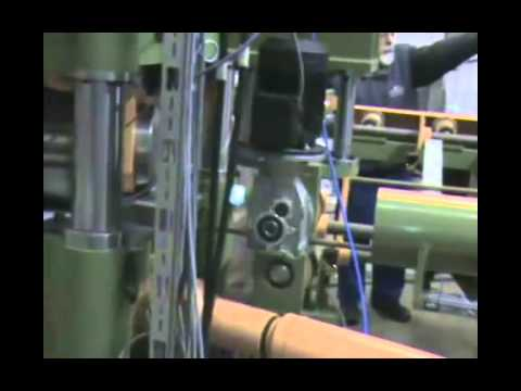 Straightening Machine diameter 17, part 1ª
