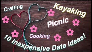 10 Inexpensive Summer Date Ideas!! ♡
