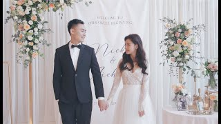 [ 台中婚錄 ]  Nick & Aicha