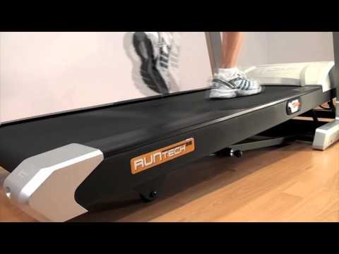 Video Demonstration of DKN Run-Tech 3E Treadmill