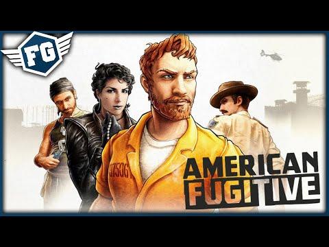 DALŠÍ ÚTĚK Z VĚZENÍ - American Fugitive