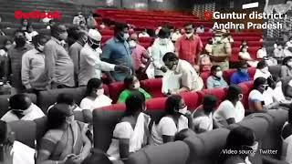 Andhra Pradesh: Collector Gets Medical Officer Arrested For Arguing With Him