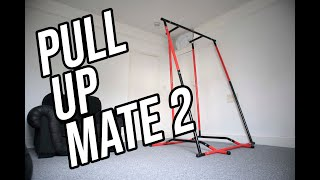 Pull Up Mate 2 Build and Test - Portable Calisthenics Equipment