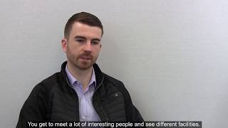 Paul Moloney, Energy Engineer, Veolia Ireland