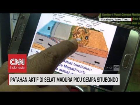 Mirip dengan Palu, Ini Pemicu Gempa Situbondo Menurut Pengamat