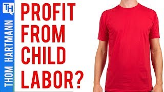 Child Labor Make the Clothes on Your Back (w/ Nasreen Sheikh)