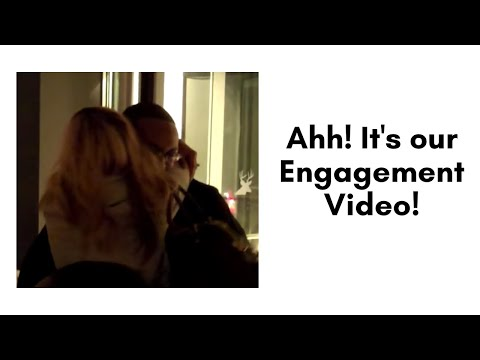 Ahh! It's our Engagement Video!