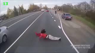Жесткие аварии . Подборка № 16 / Severe accidents