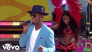 Ne-Yo, Stefflon Don - PUSH BACK (Live On Good Morning America)