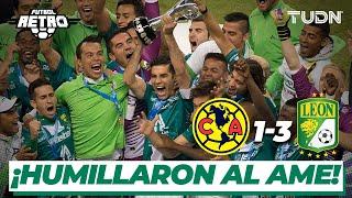 Futbol Retro: ¡León vence al América, León es campeón! | América 1 - 3 León | Final AP 2013 | TUDN