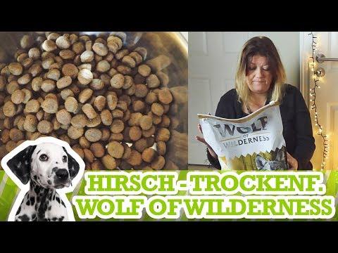Was ist drin? Wolf of Wilderness Sunny Glade (Hirsch) - Hundefutter Deklaration & Inhaltsstoffe