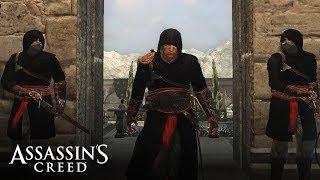 Assassin's Creed - Altair's Black Assassin Outfit (Dark Brotherhood Mod)