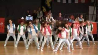 Tanzfabrik Austria - IDO - HipHop World Championship 2011